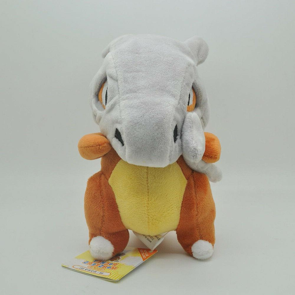 Pokemon Center Mask Plush Toy Stuffed Animal Doll
