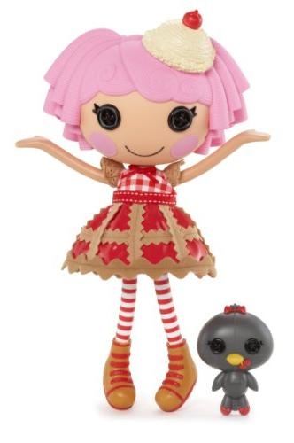 Lalaloopsy Crisp Doll