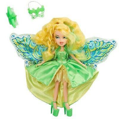 Exclusive Bratz Chic Mystique Meygan Parakeet Doll Limited E