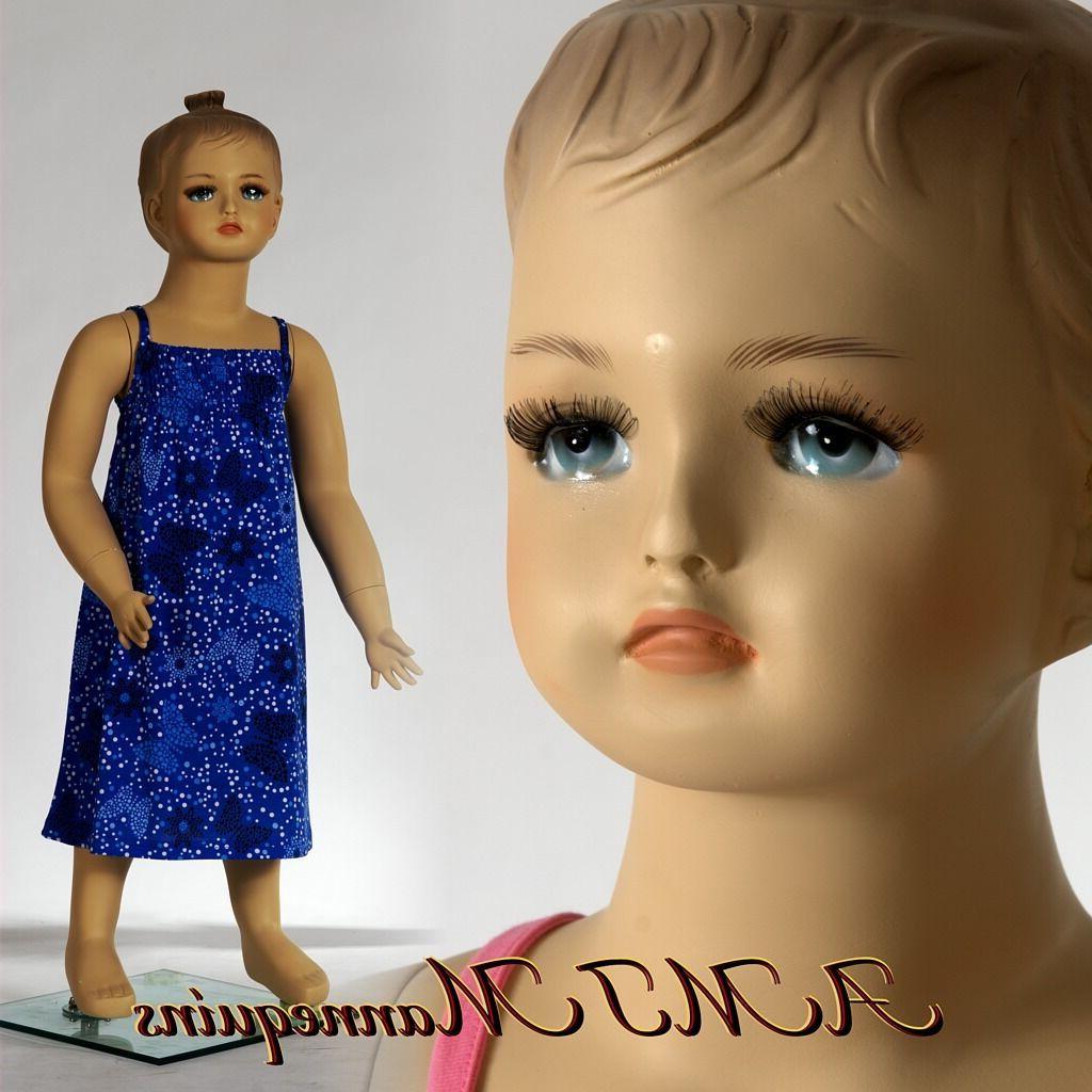 child mannequin manikin abt 1 year old
