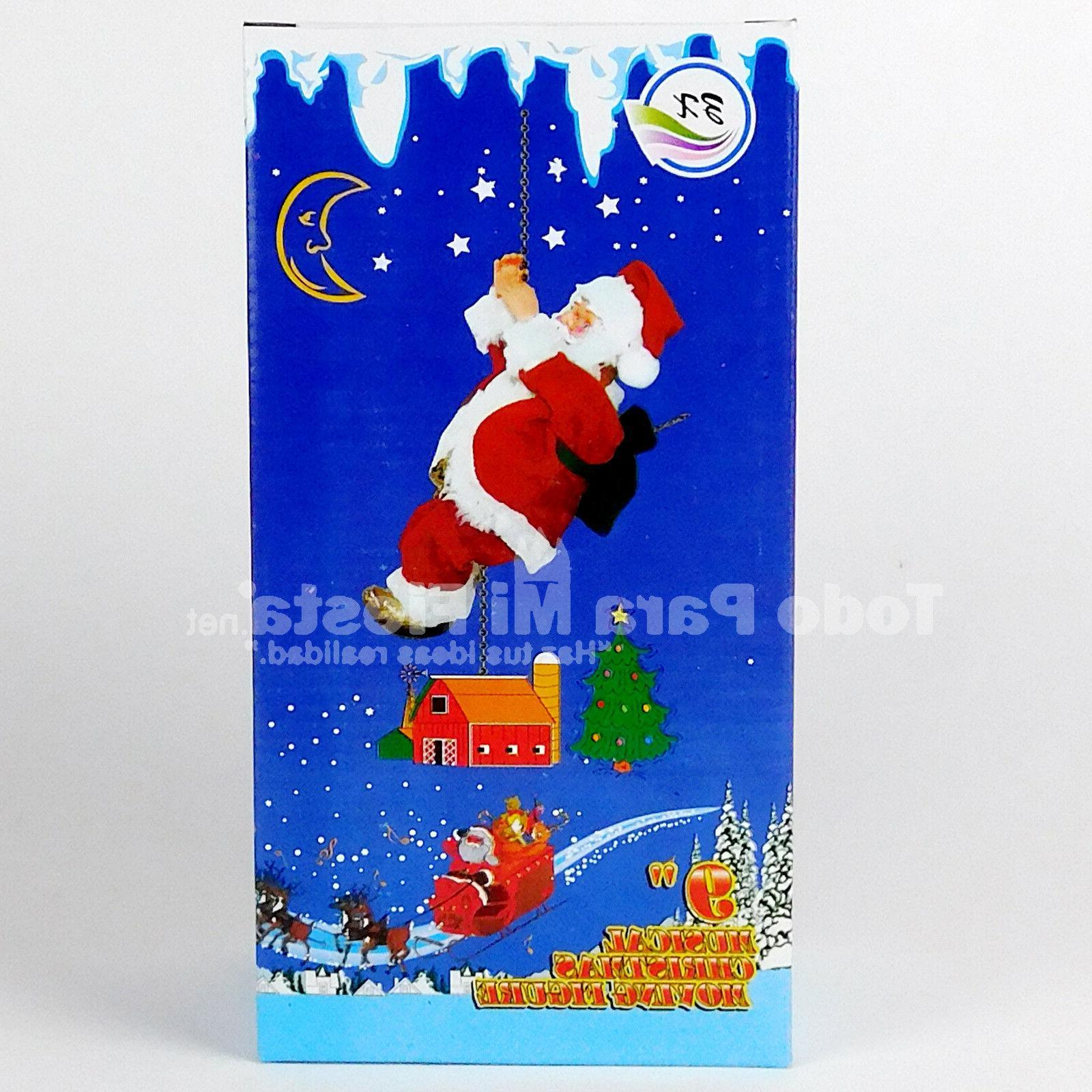 christmas santa claus doll toy christmas table