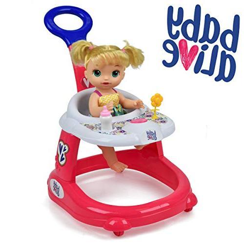 Hauck D99691 Baby Alive Doll Walker,