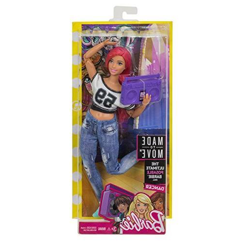 Barbie Made to Move Dancer