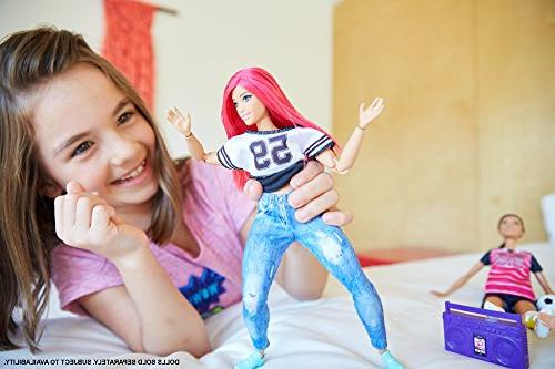 Barbie to Move Dancer