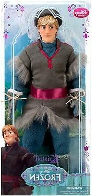 "Disney Frozen Exclusive 12"" Classic Doll Kristoff"