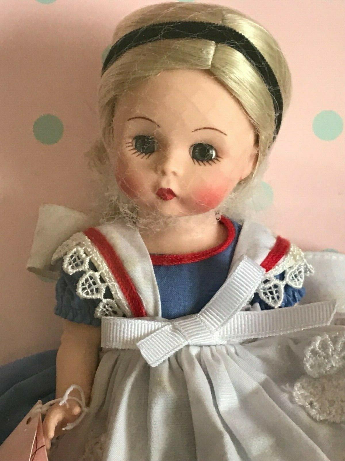 Madame Doll #42425 Alice in Wonderland Collection NIB