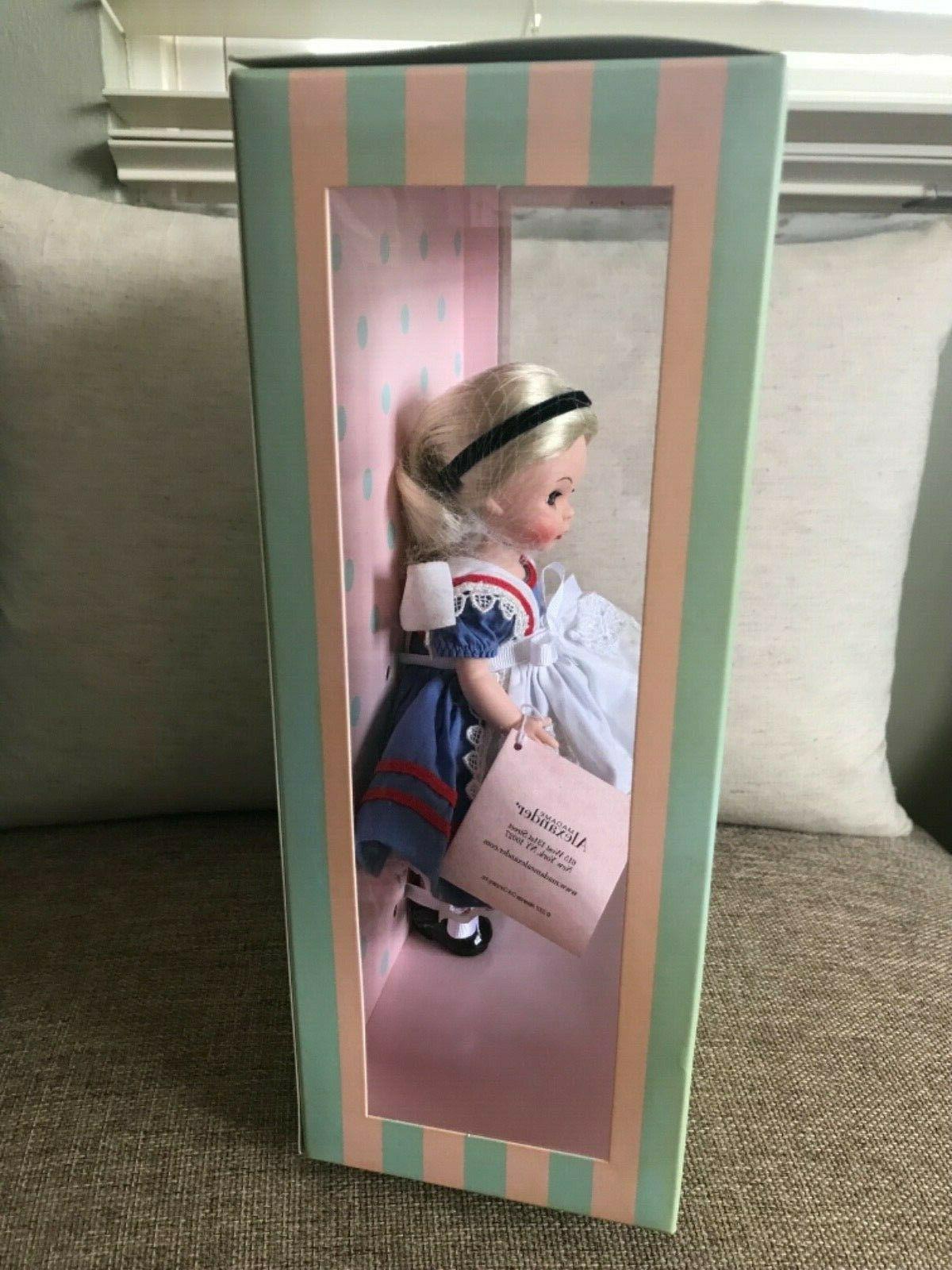 Madame Alexander Doll Alice Wonderland Collection