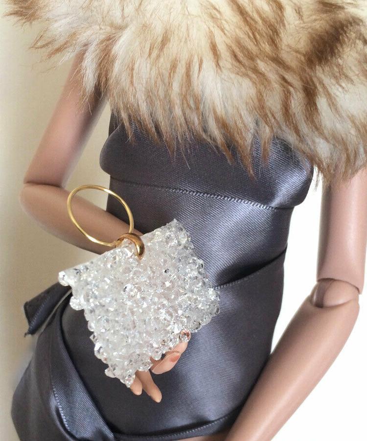 Doll Inch Fashion Crystal