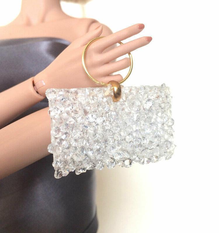 Doll Handbag Inch Dolls, Fashion Dolls, Crystal