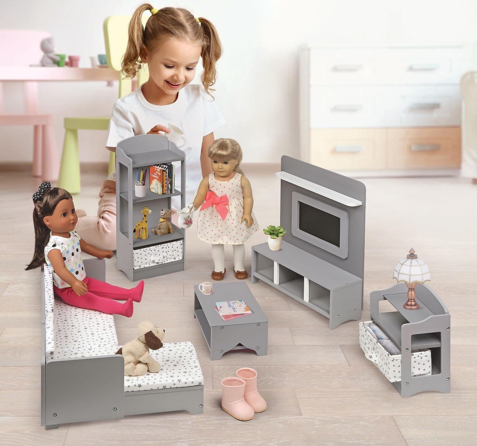 "Doll Set Fits 18"" Dolls Girls Toys Kids"