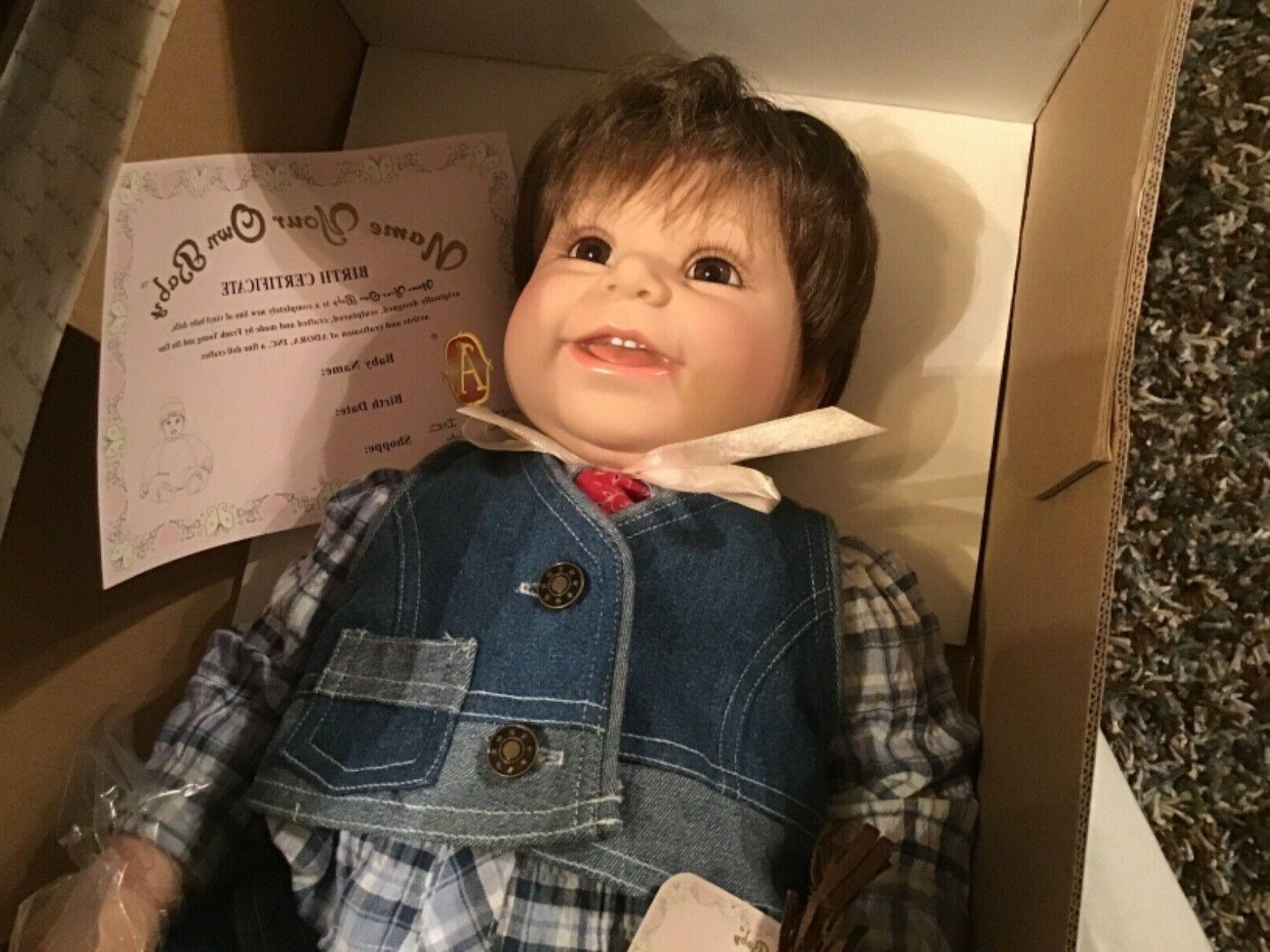 ADORA DOLL Your Own Baby- NEW