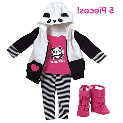 doll panda fun