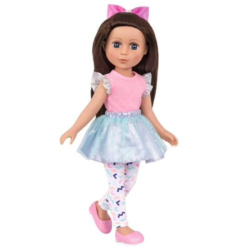 Glitter Girls Dolls by Battat - Candice 14-inch Poseable Fas