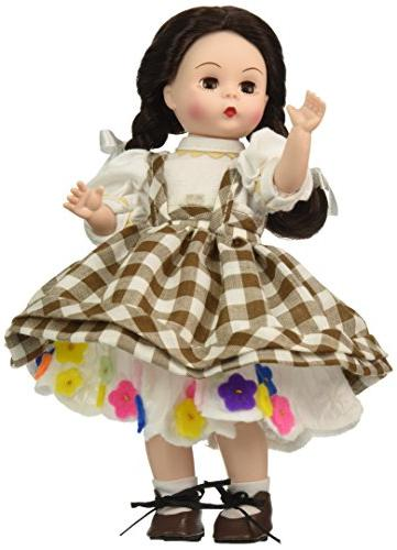 "New Madame Alexander Dorothy Arrives in Munchkinland 8 "" 75"