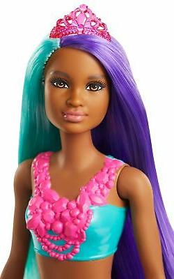 Barbie 12-inch, Teal Hair