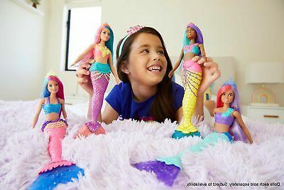 Barbie Dreamtopia Mermaid 12-inch, Teal Hair