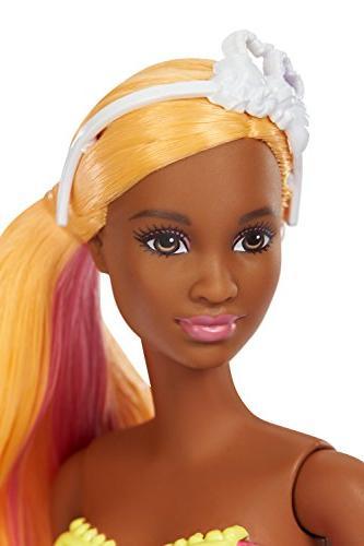 Barbie Dreamtopia Mermaid Yellow