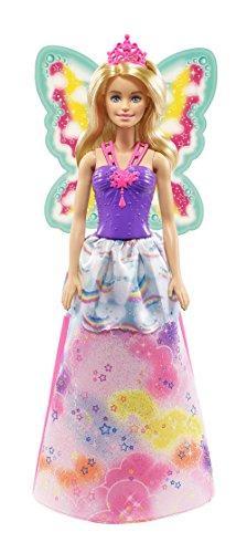 Barbie Fairytale Dress Blonde