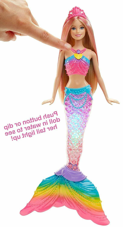 Barbie Dreamtopia Mermaid Doll, shipping