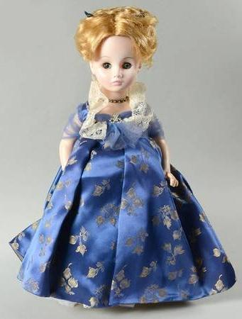 edith roosevelt doll first series