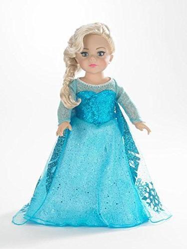 elsa frozen collectible doll