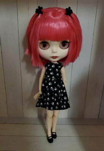 Factory Type Neo Doll Pink Hair, Outfit, Accessory,