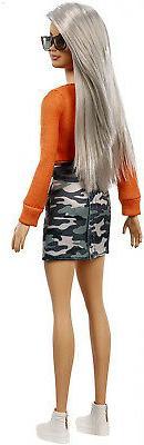 Barbie Doll 107 Malibu Camo