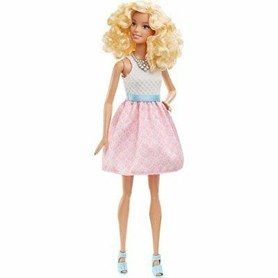 fashionistas doll 14 powder pink