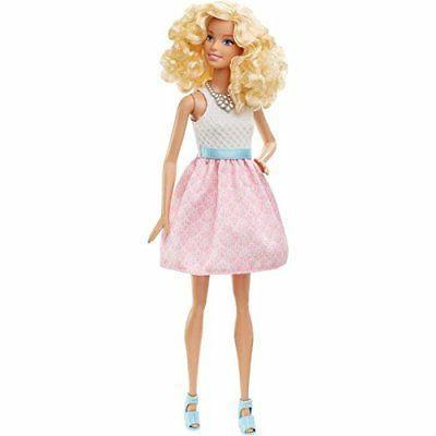 fashionistas doll 14 powder pink