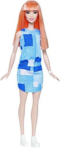 Barbie Fashionistas #60 Patchwork Denim Doll