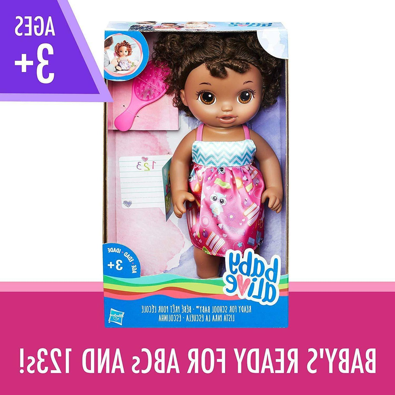 fast shipping new baby alive ready
