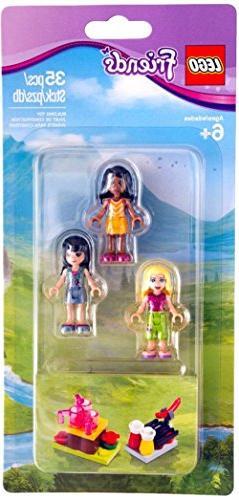 LEGO Friends Mini-doll / MINI-FIGURE Campsite SET 853556 35p