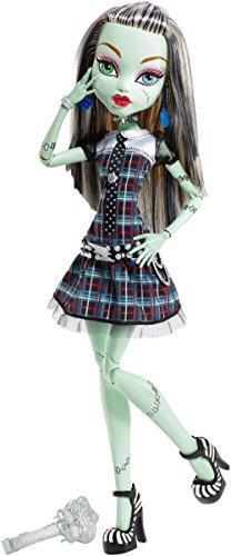 Monster High Frightfully Tall Ghouls Frankie Stein Doll, Fre