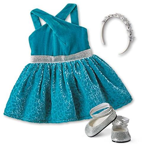 American Girl GABRIELA'S CELEBRATION DRESS OUTFIT Gabriela C