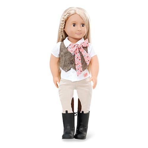 generation leah doll