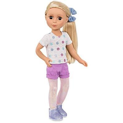 Glitter Girls Dolls Battat - Amy Lu 14-inch For Age 3