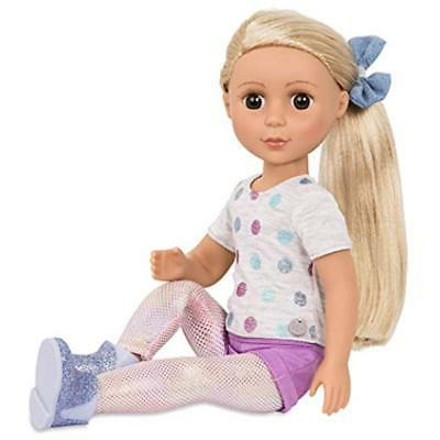 Glitter Battat 14-inch Poseable Fashion Age