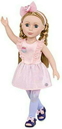 """Glitter Girls Dolls by Battat - Emilia 14"""" Fashion Doll"""