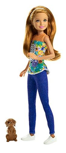 Barbie Great Puppy Adventure Stacie Doll