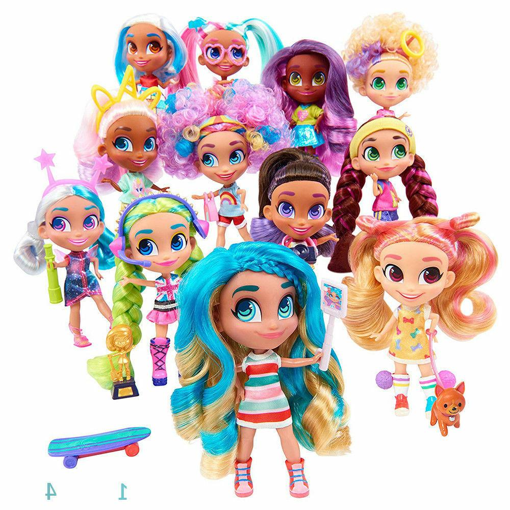 Hairdorables Collectible and Accessories