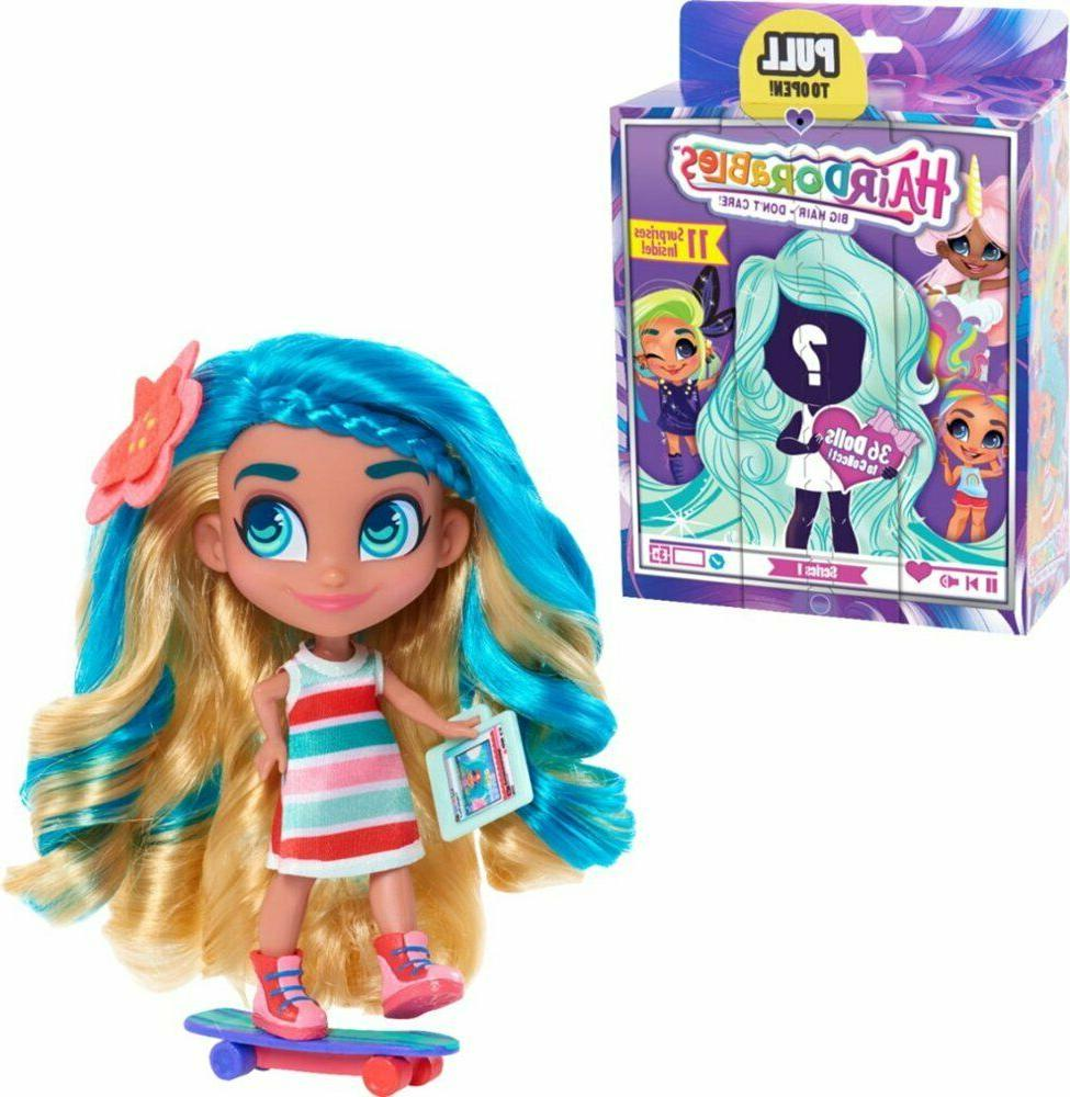 hairdorables collectible surprise dolls and accessories seri