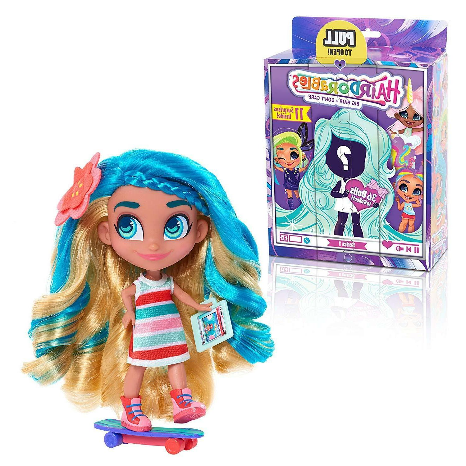 hairdorablescollectible surprise dolls and accessories serie