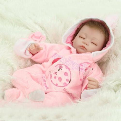 """16""""Realistic Newborn Reborn Kid Toy"""