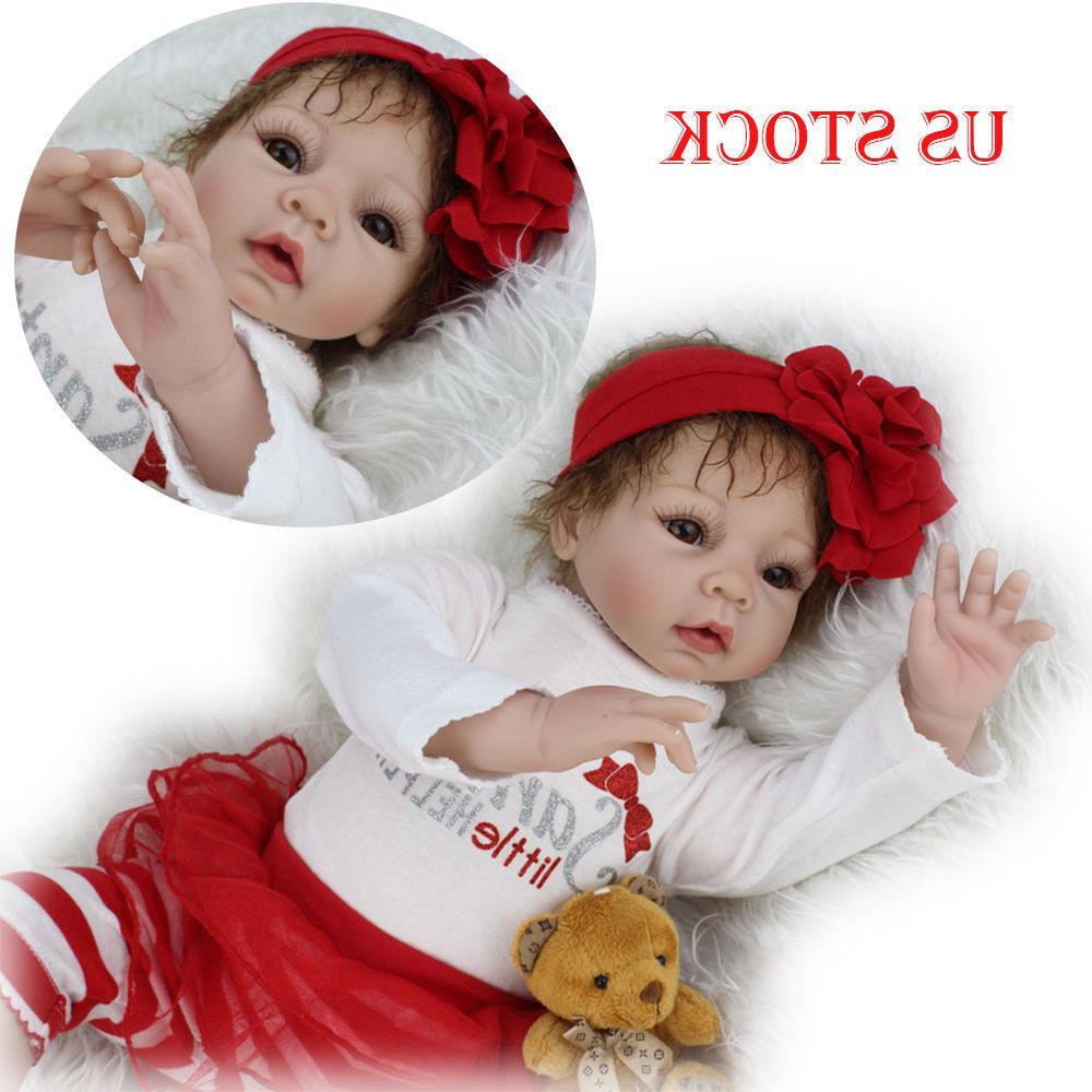 Handmade Newborn Gift Vinyl Dolls