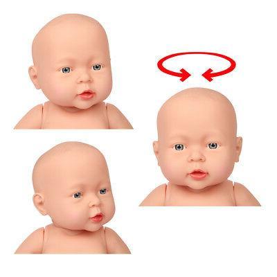 "Handmade Reborn 17"" Lifelike Babies"