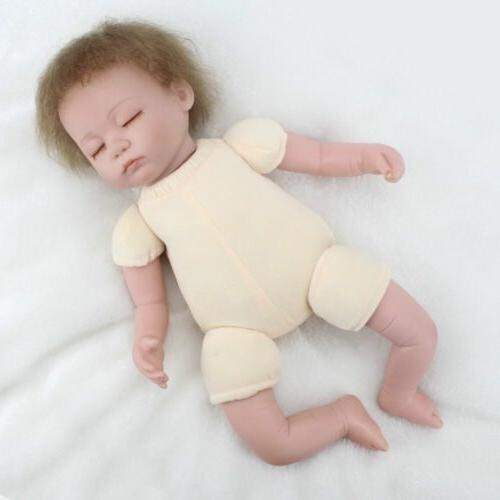 Lifelike Reborn Dolls Real Life Silicone Baby Girls Gift