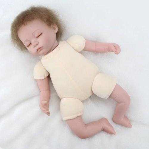 Handmade Reborn Dolls Real Life Silicone Baby Girls Gift