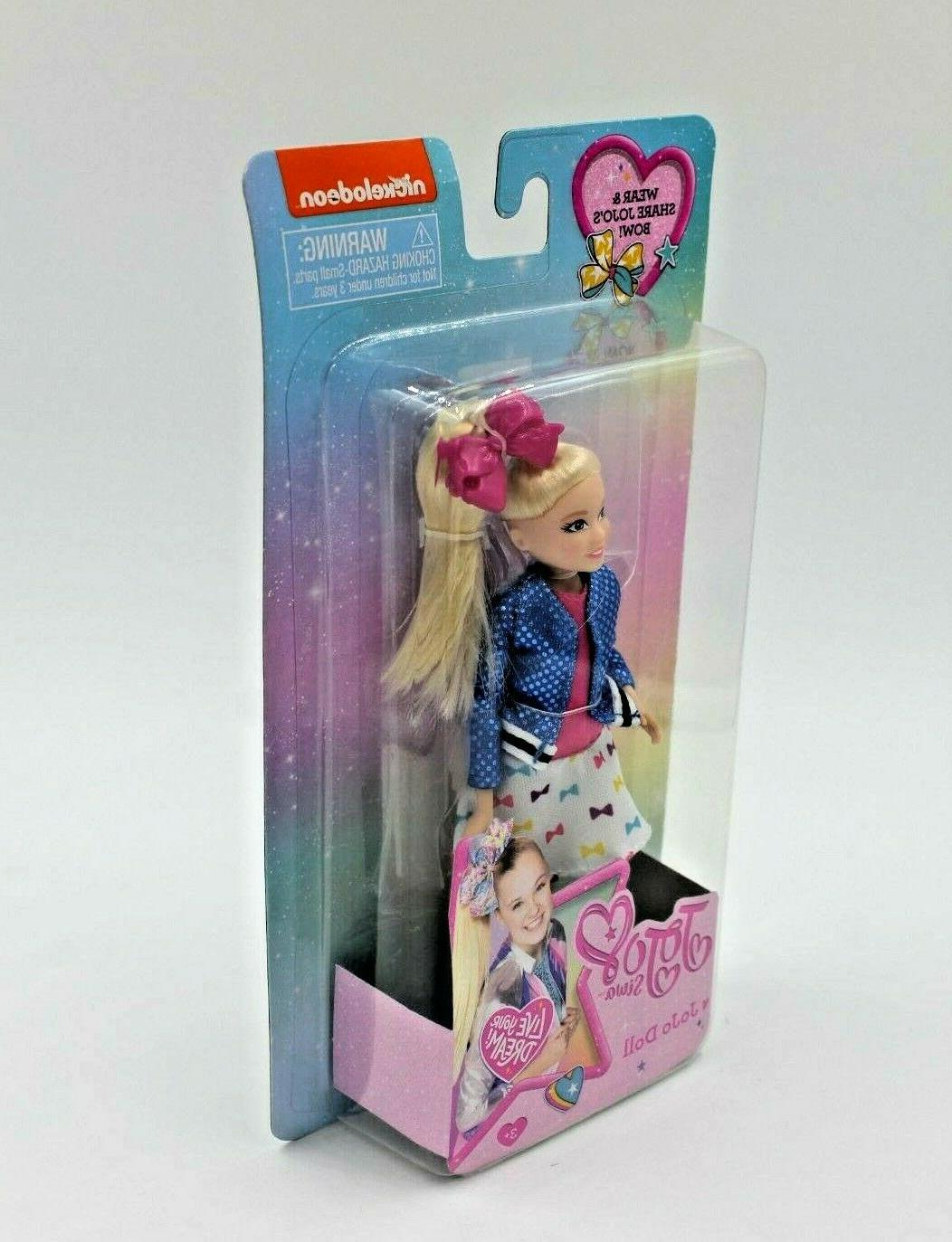 JoJo Nickelodeon Share Bow doll