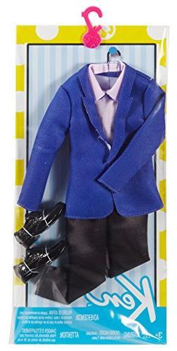 Barbie Blue Suit