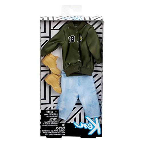 Barbie Ken Bomber Fashion Pack